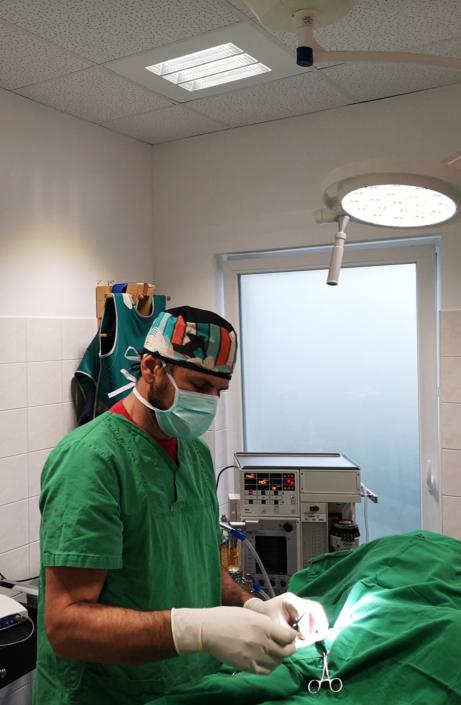 Knochen-Weichteilchirurgie